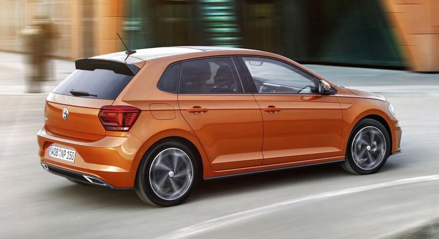Volkswagen er det største bilmærke i Danmark, og i april måned lå fire af producentens modeller stærkt. Importøren er kommet over leveringsvanskeligheder for den nye Polo