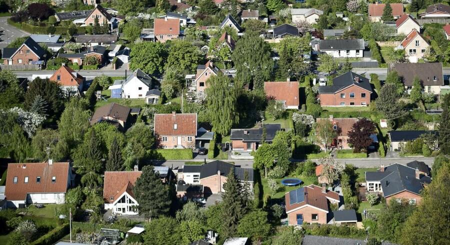 Det populære 2,5 pct. lån har nu fået comeback efter en periode med stigende renter. Foto: Mathias Løvgreen Bojesen/Scanpix 2015