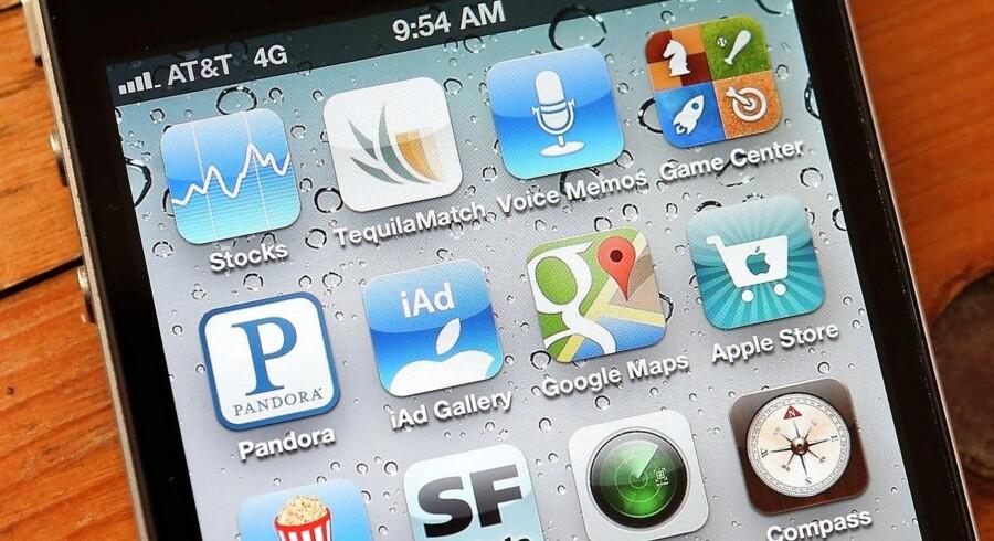 Apps er steget i pris.