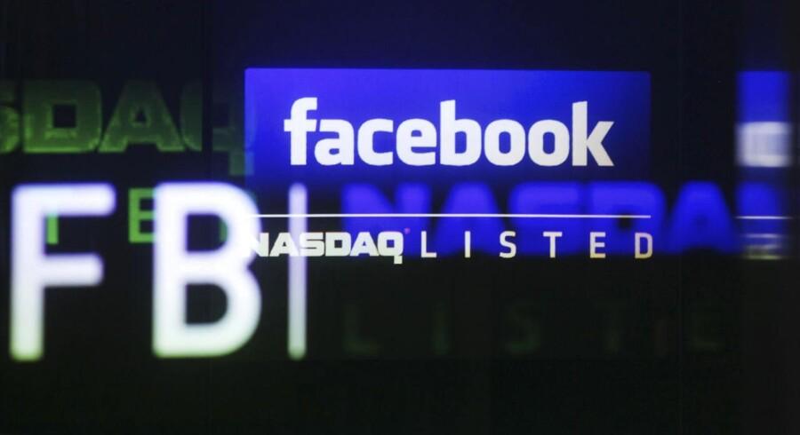 Facebook aktien nåede i sidste uge bundrekorden med en kurs under 20 dollar pr. aktie.