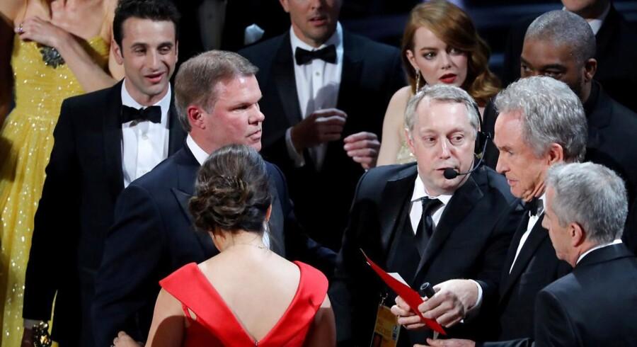 Oscar-kaos - det skal være slut næste år.