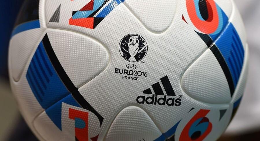 Arkivfoto: Adidas.
