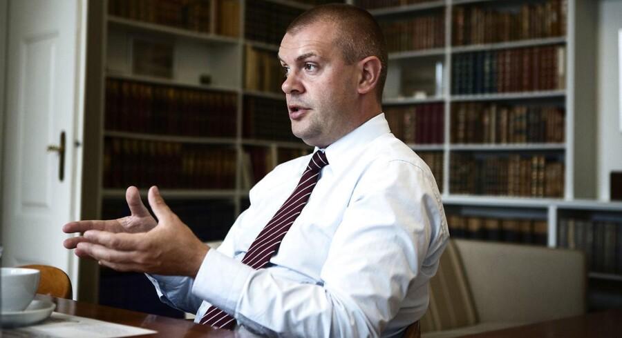 Tidligere finansminister Bjarne Corydon (S)