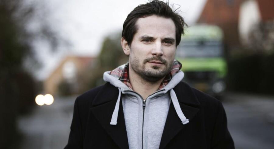Skuespiller og filminstruktør Christian Tafdrup