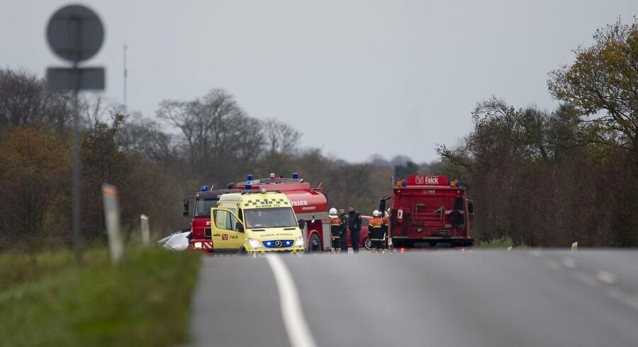 Arkivfoto. En polsk statsborger er ved Retten i Holstebro blevet dømt til udvisning efter at have kørt to personer ihjel.