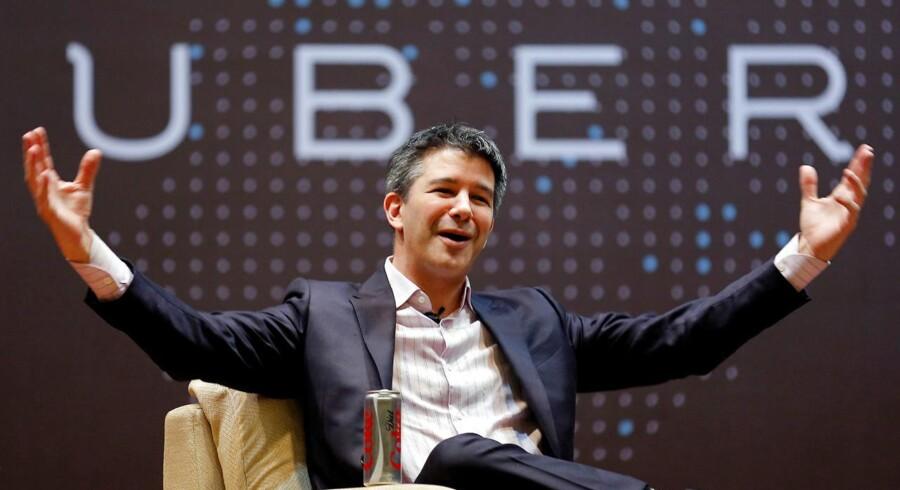 Travis Kalanick stoppede for få uger siden som Uber-direktør. Orlovet kan dog vise sig at blive meget kortvarigt.