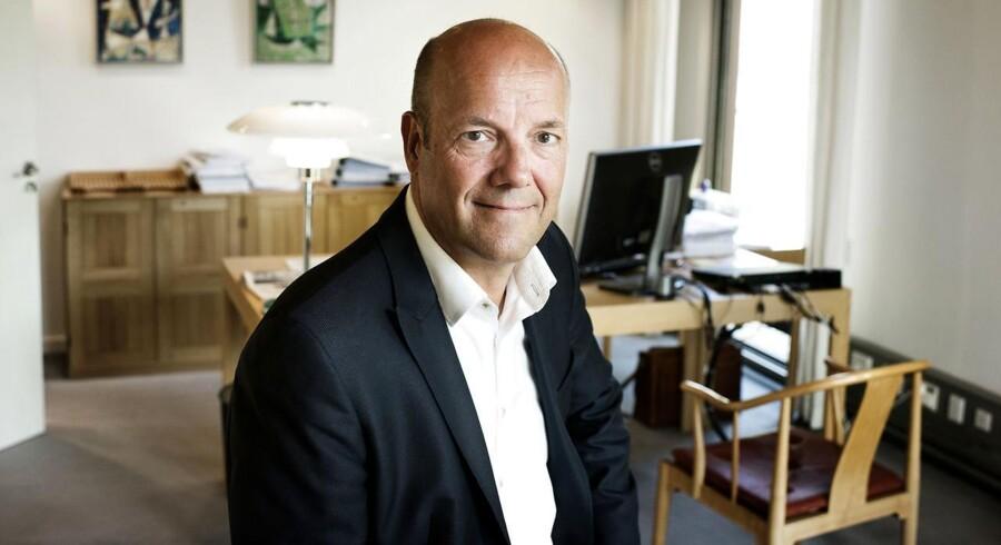 Christian Sagild, adm. direktør i Topdanmark.