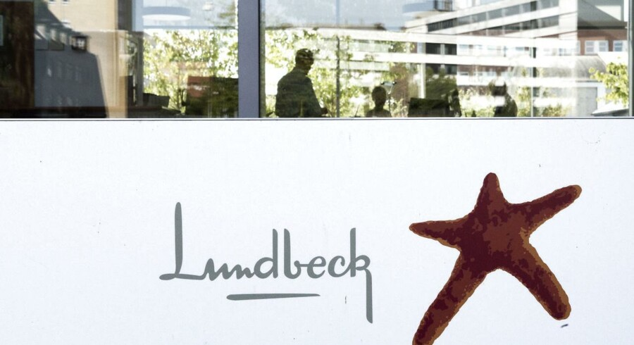 Lundbeck lander sit årsregnskab for 2015.