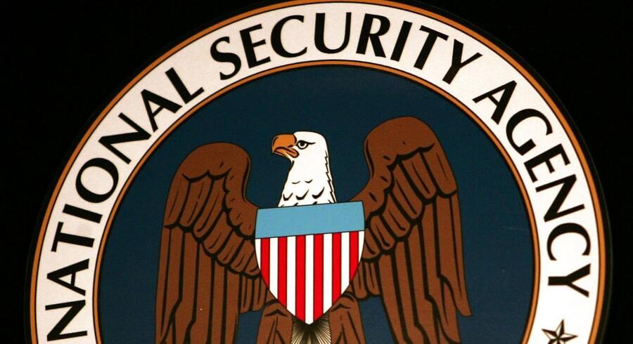 Presset på den amerikanske regering og efterretningstjenesten NSA øges dag for dag. Arkivfoto: Paul J. Richards, AFP/Scanpix