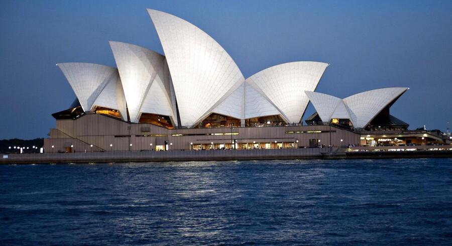 Operahuset, Sydney
