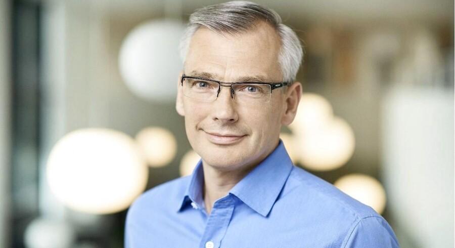 Per Thomas Dahl, produktionsdirektør, Bonova