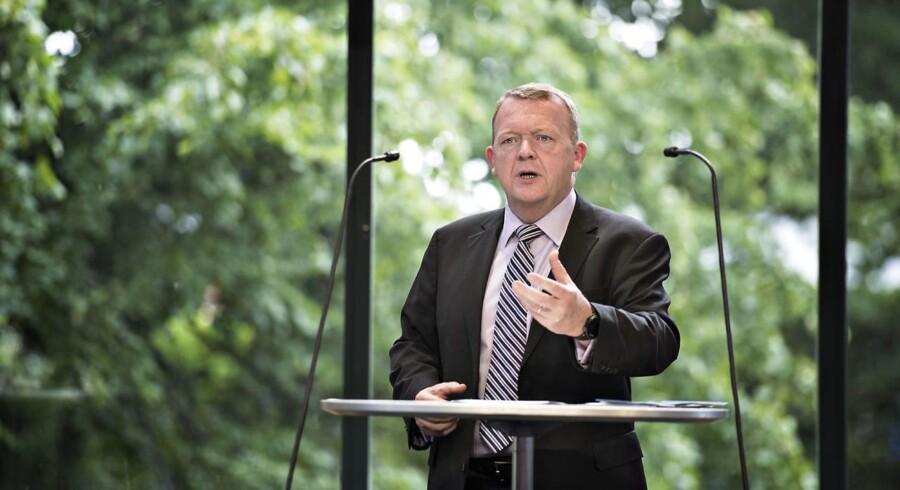 Lars Løkke Rasmussen (Foto: Ida Guldbæk Arentsen/Scanpix 2017)