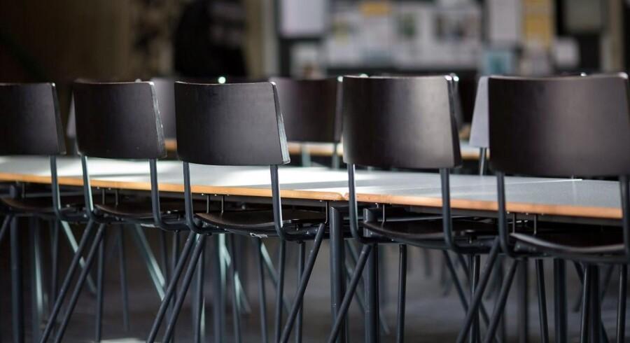 Mange kursister bliver væk fra danskundervisningen.