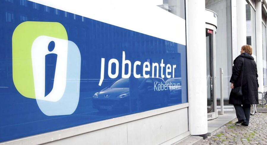 Ifølge overvismand Hans Jørgen Whitta-Jacobsenen vil kun omkring en tredjedel af den stigende beskæftigelse komme fra dem, der er arbejdsløse lige nu. Arkivfoto: Torben Christensen