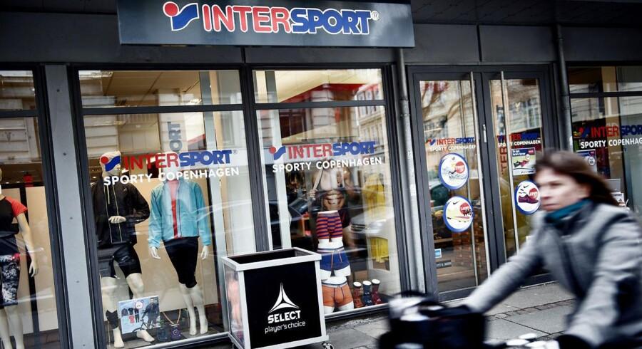 Intersport på Gammel Kongevej 165
