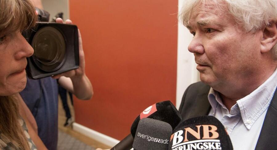 Eyvind Vesselbo kritiserer politikerne på Christiansborg for at fokusere for meget på at kritisere hinandens forslag på udlændingeområdet frem for at handle på de udfordringer, der er.