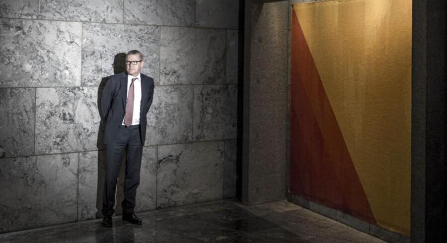 Natinalbankdirektør Lars Rohde