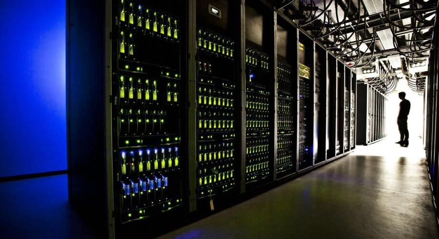 Data er blevet et råstof, og her er Danmark et af verdens mest berigede lande.
