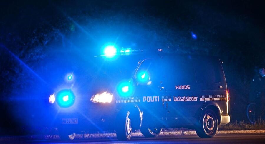 Blå Blink, politi, brand, redning.