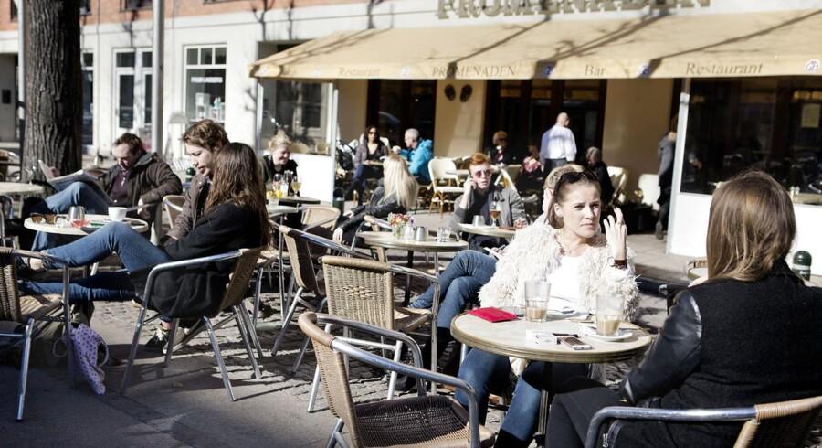 På trods af krisen er det gået frem for den danske restaurationsbranche de seneste år.
