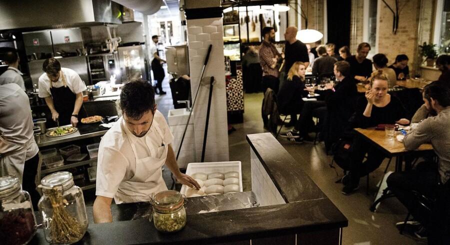 Restaurant Bæst. Guldbergsgade 29, 2200 København N.