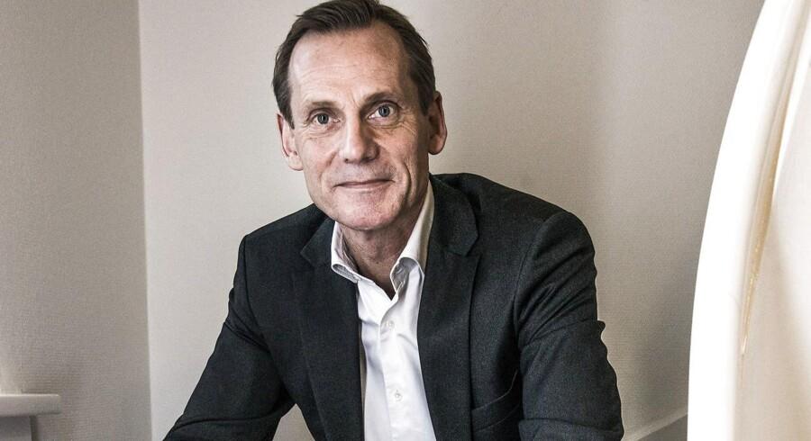 Formand for Parken Sport & Entertainment Bo Rygaard er ikke tilfreds med at levere et underskud for 2015, men alligevel.