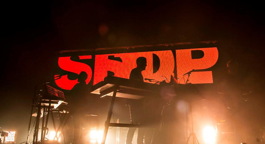 Massive Attack koncert i Forum tirsdag den 16. august 2016.