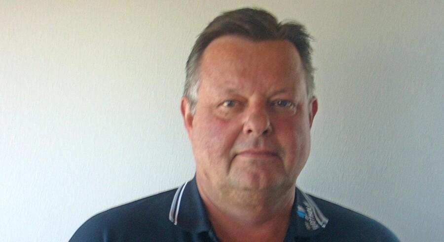 Hos puljedirektør Henrik Amdisen kan fiskere bytte, leje og udleje fisk og kvoter. Foto: Puljefiskeren.dk