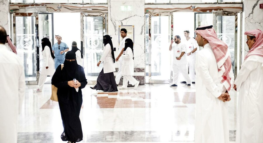 En tiltagende bekymring for saudiarabisk økonomi kan få olieprisen til at falde til 25 dollar per tønde.