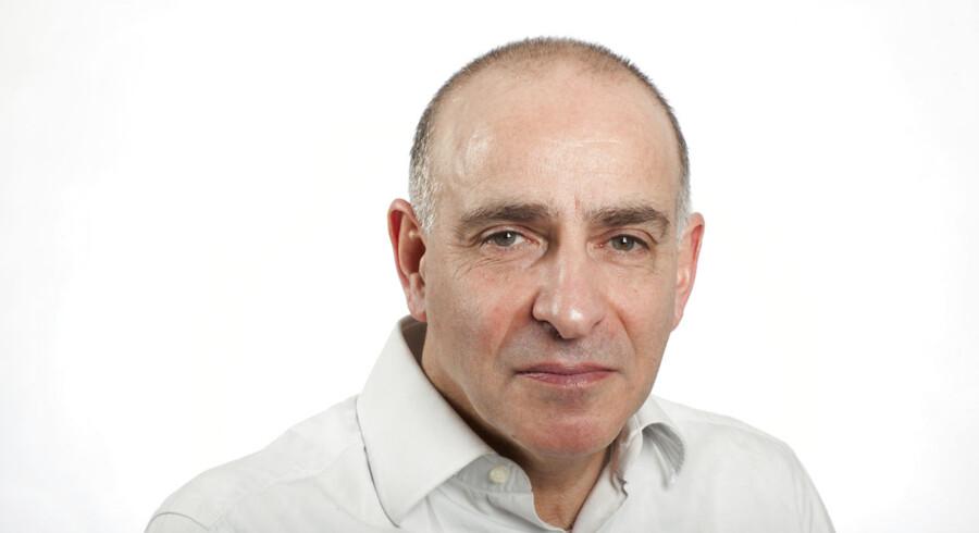 Bent Blüdnikow, kulturjournalist på Berlingske