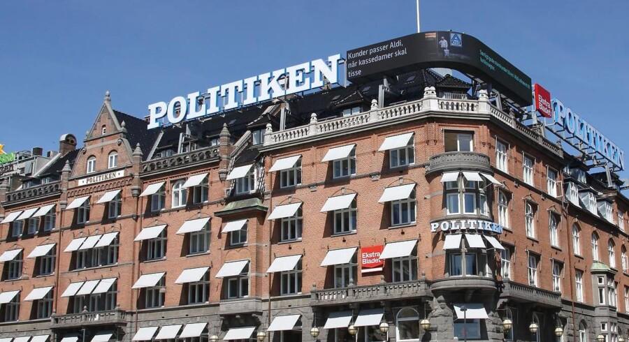 JP Politikens Hus på Rådhuspladsen i København.
