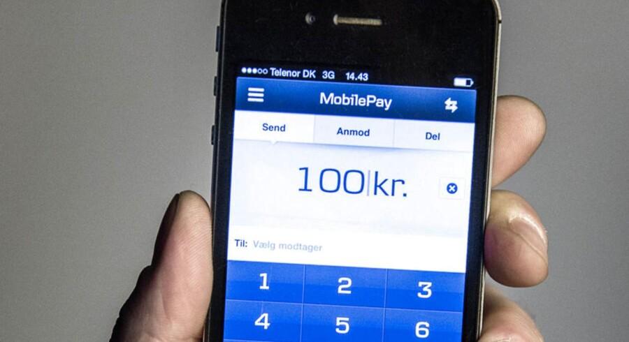 Ledelsen i Danske bank varsler en række nye tiltag i løbet af 2015 i forbindelse med Mobilepay.