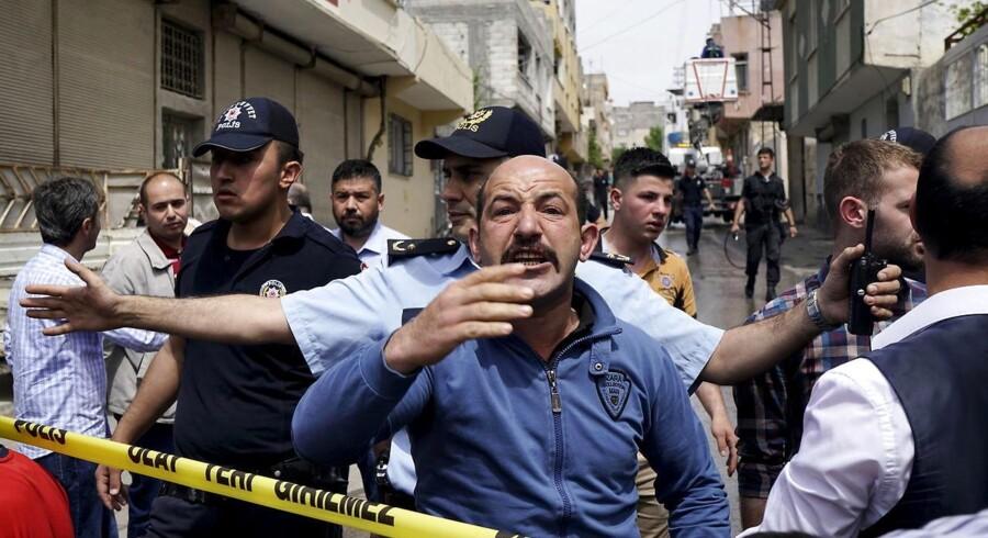 Søndagens angreb i Kilis er langt fra det første af sin slags. De seneste måneder har Tyrkiet været udsat for angreb af den ene eller af den anden slags.