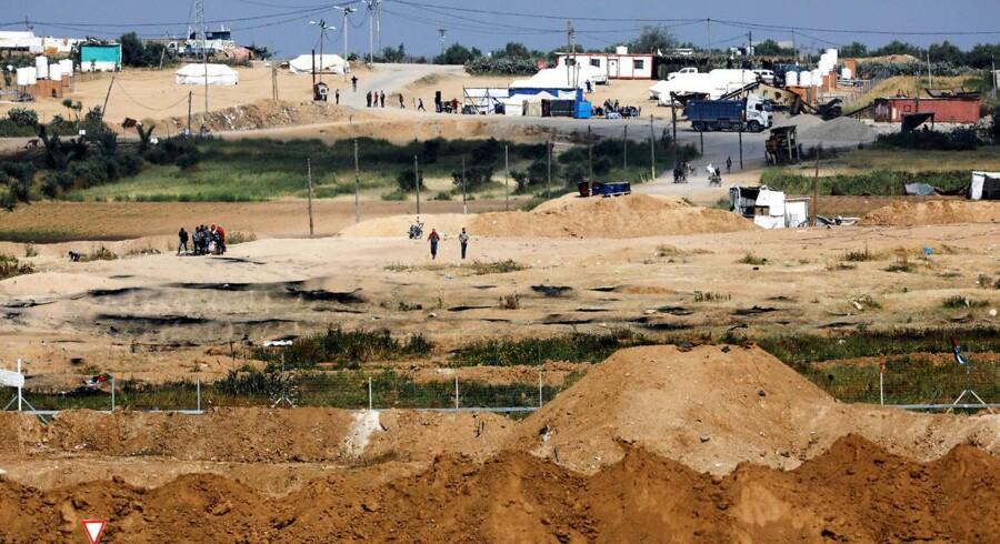 Den Internationale Straffedomstol har indledt undersøgelser af sammenstød i Gaza, hvor 29 har mistet livet.