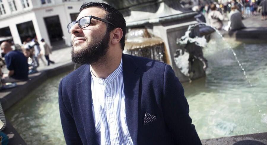 Tarek Ziad Hussein.