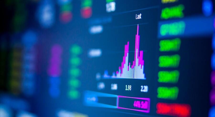 De store amerikanske aktieindeks lukkede med blandede fortegn onsdag, hvor interessen samlede sig om den amerikanske centralbanks rentemøde og især de udtalelser fra den afgående topchef, Janet Yellen, der fulgte efter mødet.