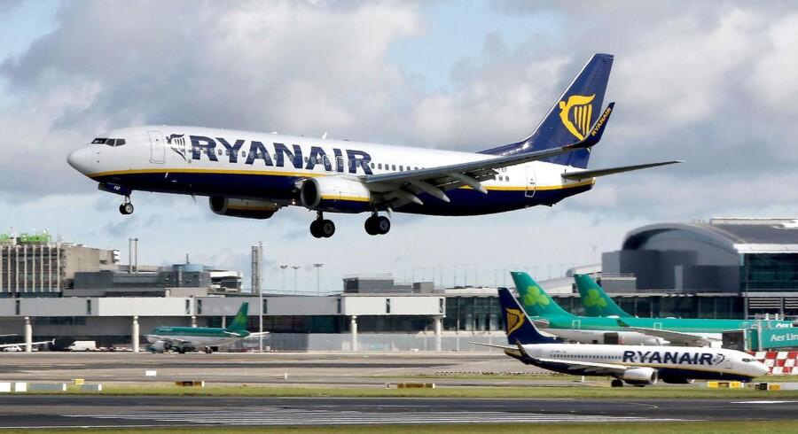 Ryanair står nu over for den første strejke i selskabets historie. I morgen fredag vil de tyske piloter stoppe arbejdet i fire timer.