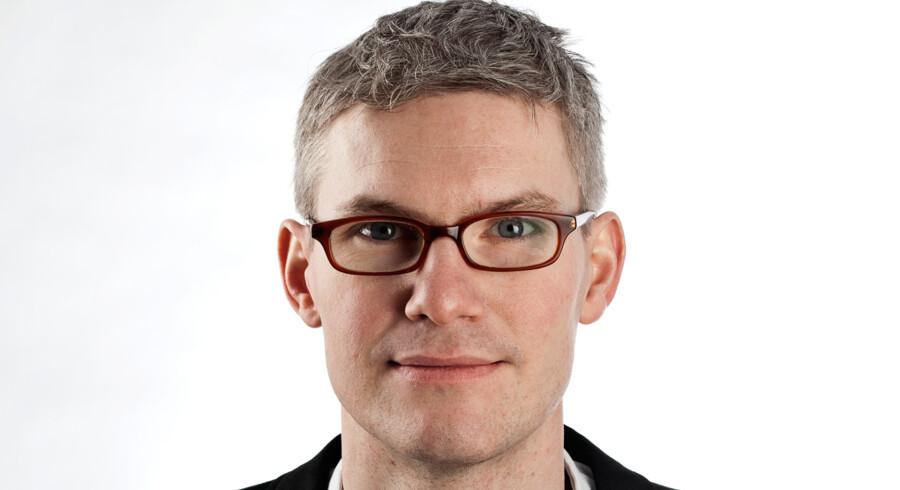 Jesper Eising, souschef på kulturredaktionen.