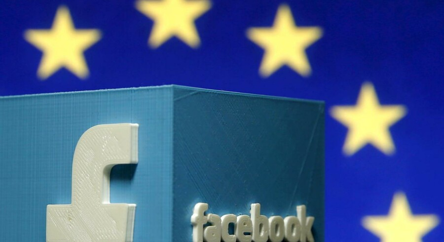 Den aftale, som gennem 15 år har gjort det muligt for bl.a. Facebook, at overføre personlige, europæiske data til servere i USA, er ulovlig, og inden udgangen af januar skal en ny være på plads. Ellers vanker der bøder til alle, der sender data over Atlanten. Arkivfoto: Dado Ruvic, Reuters/Scanpix