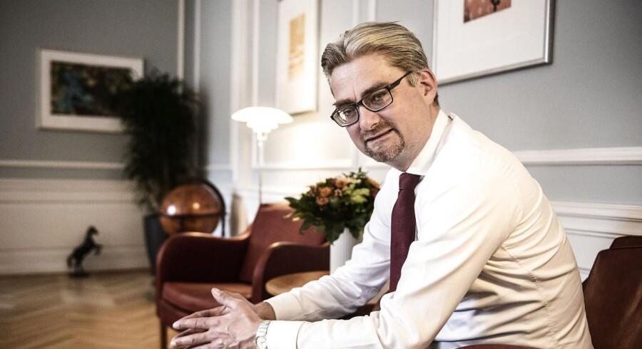 I et interview med Berlingske, åbner Søren Pind for at anklagemyndigheden må sørge for, at voldtægtsforbrydere straffes hårdere.