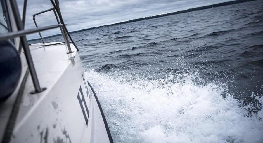 ARKIVFOTO: Fra Fiskeskipper Søren Jacobsens båd