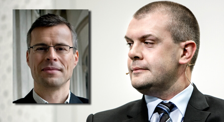 Berlingskes politiske kommentator, Thomas Larsen, mener ikke, at Enhedslisten gør alvor af sine trusler.