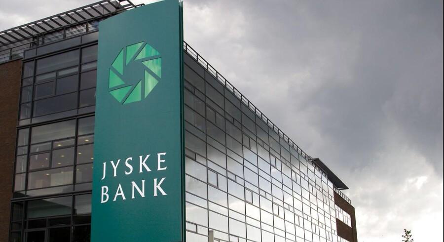 Jyske Bank har blandt andet fået påbud om at øge den systematiske registrering af fejl, fortæller Finanstilsynet i en redegørelse.