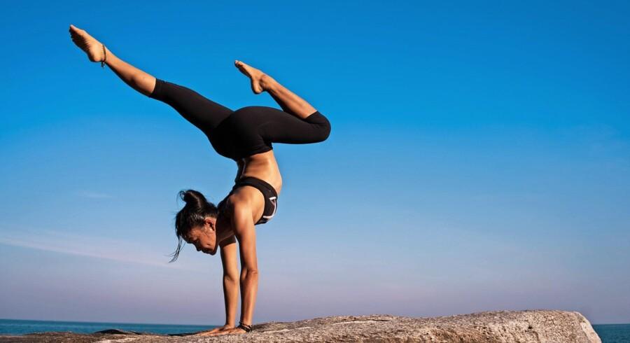 Danskerne vil gerne dyrke motion på ferien. Foto: Flickr