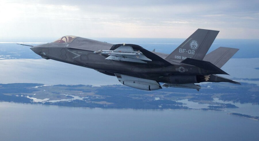 Lockheed Martin's F35 Joint Strike Fighter