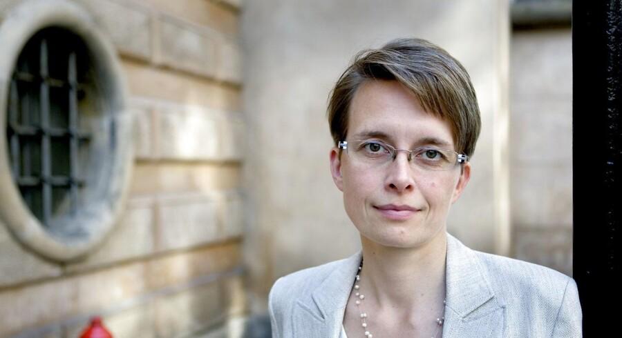 Lene Andersen er forfatter og har skrevet en bog om demokratiopfattelser.