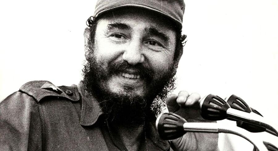 I 1959 overtog Fidel Castro magten i Cuba efter at have afsat den amerikansk-støttedepræsident Fulgencio Batista.