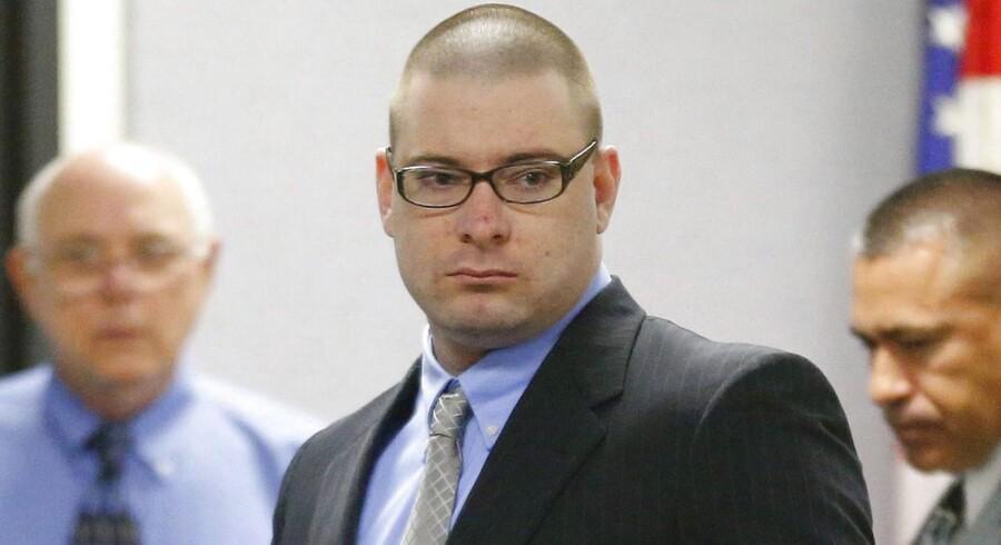 Eddie Ray Routh (billedet) er blevet idømt livstid for mordet på Chris Kyle.