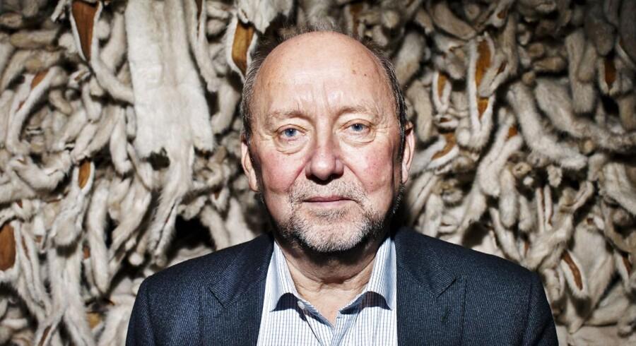 Torben Nielsen er direktør for Kopenhagen Fur.