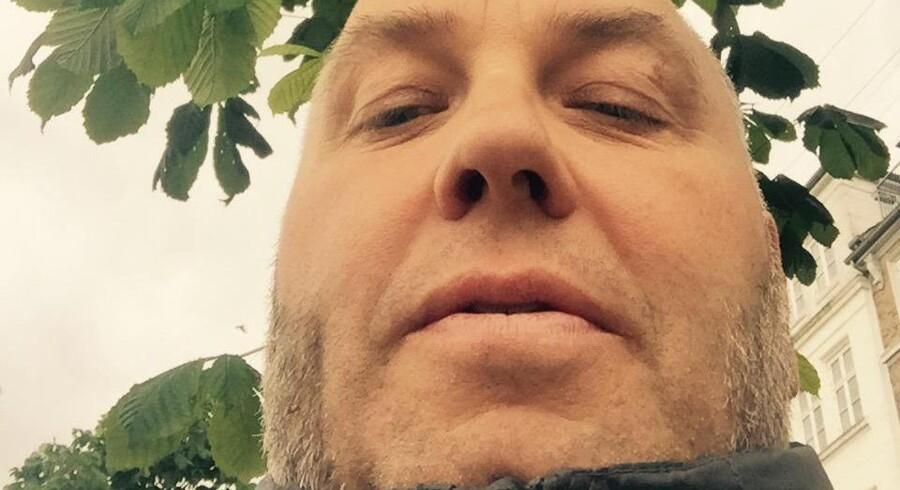 Master Fatmans selfie.